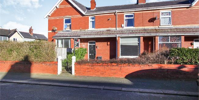 Asking Price £148,000, 3 Bedroom Terraced House For Sale in Lytham St. Annes, FY8