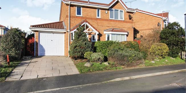 Asking Price £220,000, 4 Bedroom Detached House For Sale in Lytham St. Annes, FY8