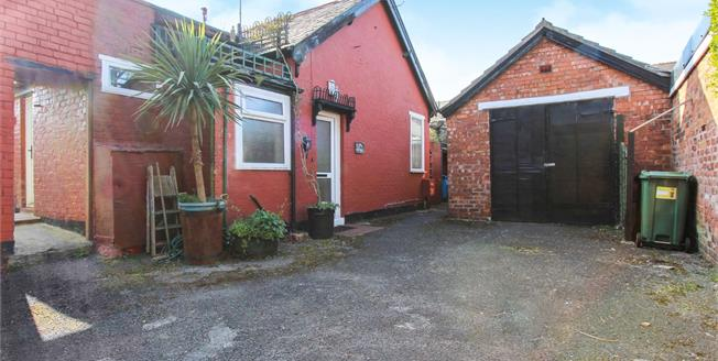 Asking Price £90,000, 2 Bedroom End of Terrace Cottage For Sale in Lytham St. Annes, FY8
