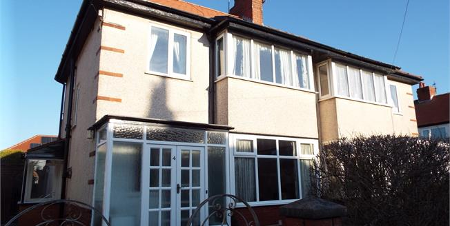 Asking Price £159,000, 3 Bedroom Semi Detached House For Sale in Lytham St. Annes, FY8