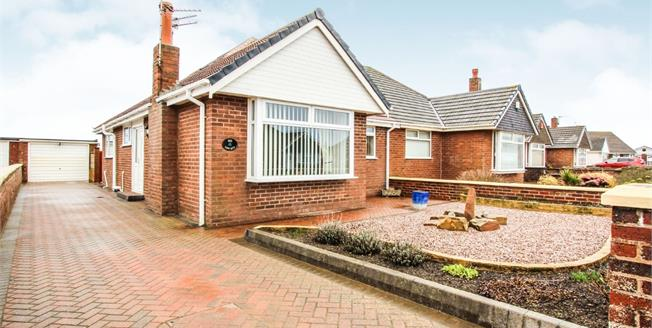 Asking Price £250,000, 3 Bedroom Semi Detached Bungalow For Sale in Lytham St. Annes, FY8