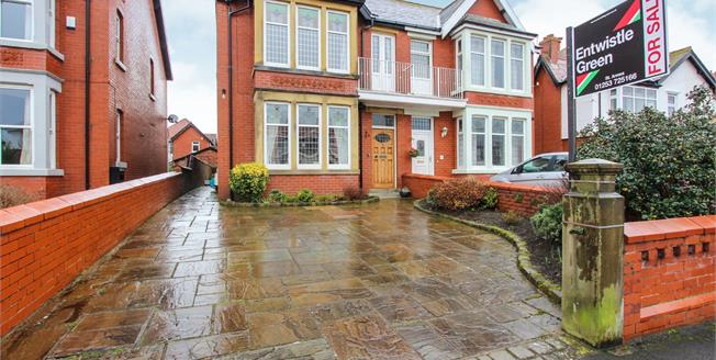 Offers Over £400,000, 4 Bedroom Semi Detached House For Sale in Lytham St. Annes, FY8