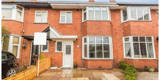 £145,000, 2 Bedroom Terraced House For Sale in Lytham St. Annes, FY8