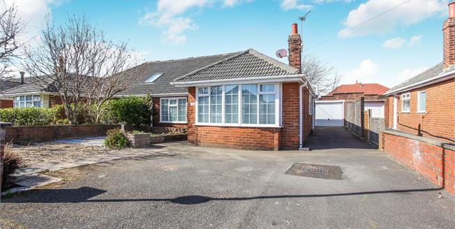 Asking Price £165,000, 3 Bedroom Semi Detached Bungalow For Sale in Lytham St. Annes, FY8