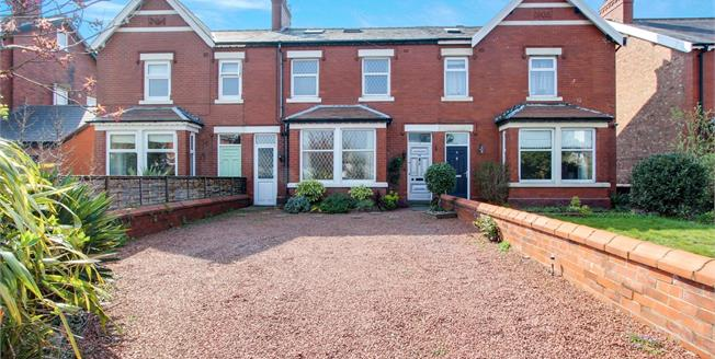 Asking Price £320,000, 4 Bedroom Terraced House For Sale in Lytham St. Annes, FY8