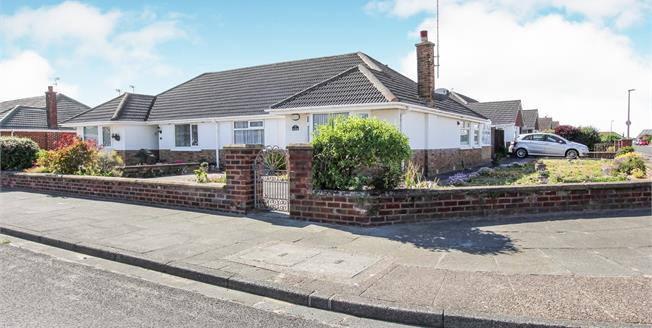 Asking Price £235,000, 2 Bedroom Semi Detached Bungalow For Sale in Lytham St. Annes, FY8
