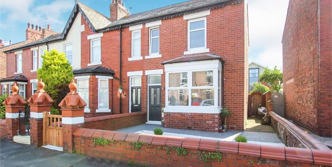 Asking Price £235,000, 2 Bedroom Semi Detached House For Sale in Lytham St. Annes, FY8