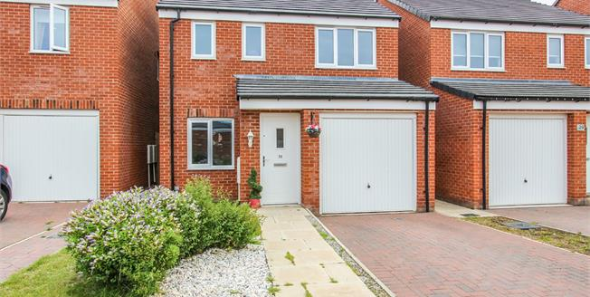 Offers Over £180,000, 3 Bedroom Detached House For Sale in Lytham St. Annes, FY8