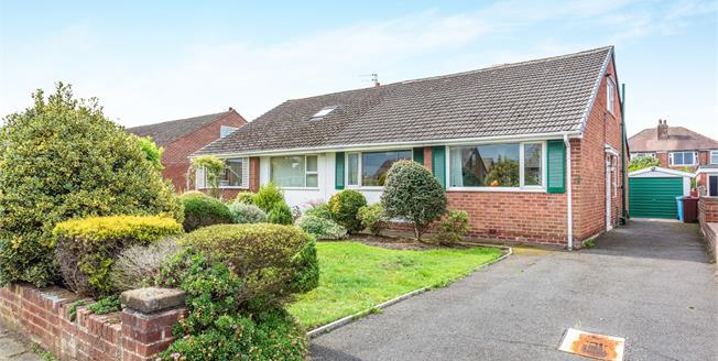 Offers Over £175,000, 2 Bedroom Semi Detached Bungalow For Sale in Lytham St. Annes, FY8