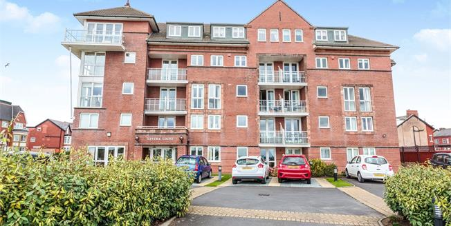 Asking Price £200,000, 2 Bedroom Flat For Sale in Lancashire, FY8