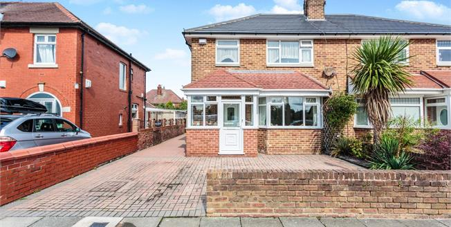 Asking Price £210,000, 3 Bedroom Semi Detached House For Sale in Lytham St. Annes, FY8