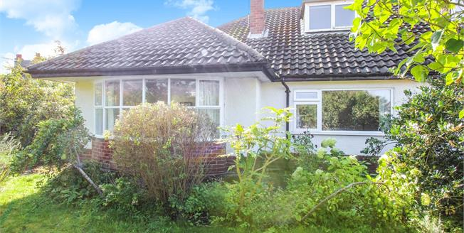 Asking Price £225,000, 3 Bedroom Semi Detached Bungalow For Sale in Lytham St. Annes, FY8