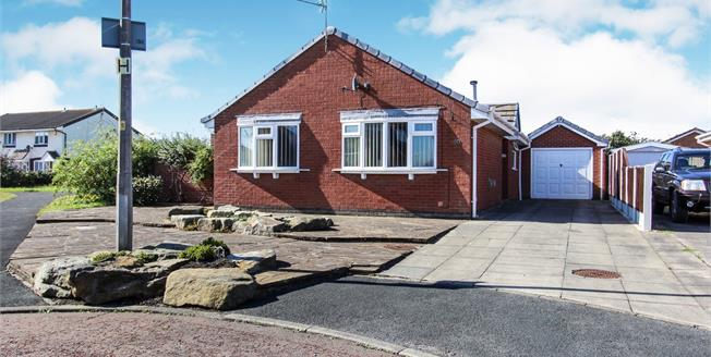 Asking Price £245,000, 3 Bedroom Detached Bungalow For Sale in Lytham St. Annes, FY8