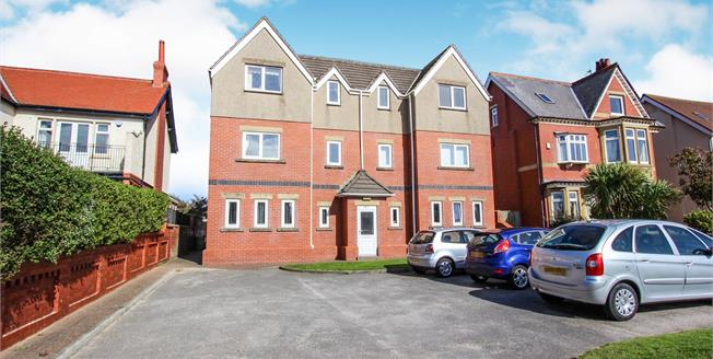 Offers in the region of £156,000, 2 Bedroom Flat For Sale in Lancashire, FY8