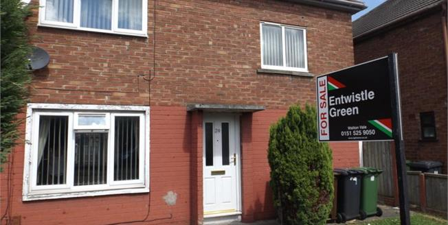 Offers Over £75,000, 3 Bedroom Terraced House For Sale in Bootle, L30