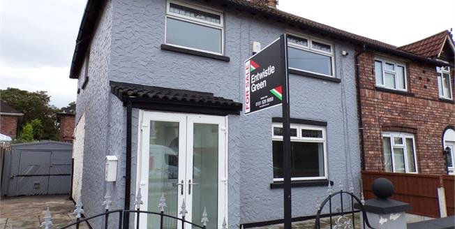 Offers Over £90,000, 3 Bedroom End of Terrace House For Sale in Liverpool, L4