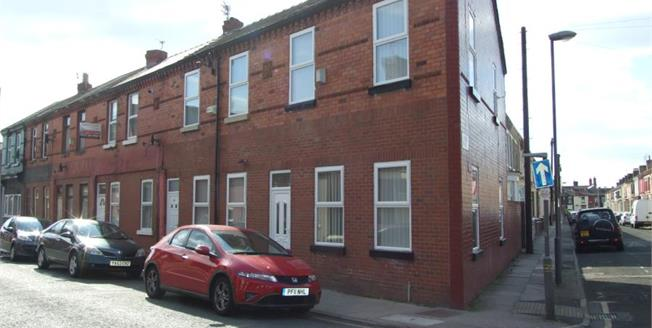 Offers Over £60,000, 3 Bedroom End of Terrace House For Sale in Liverpool, L4