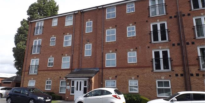 Asking Price £72,000, 2 Bedroom Flat For Sale in Walton, L9