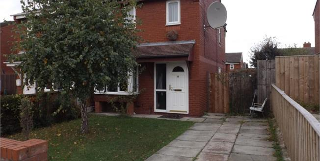 £110,000, 3 Bedroom Semi Detached House For Sale in Liverpool, L5