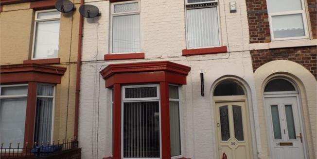 Asking Price £65,000, 3 Bedroom Terraced House For Sale in Liverpool, L9