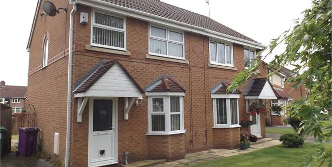 £85,000, 3 Bedroom Semi Detached House For Sale in Liverpool, L9