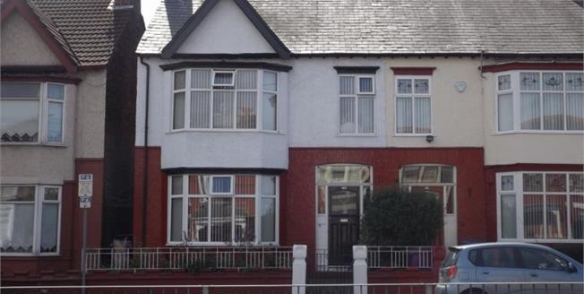£110,000, 4 Bedroom Terraced House For Sale in Walton, L4