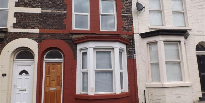 Asking Price £60,000, 3 Bedroom Terraced House For Sale in Liverpool, L5
