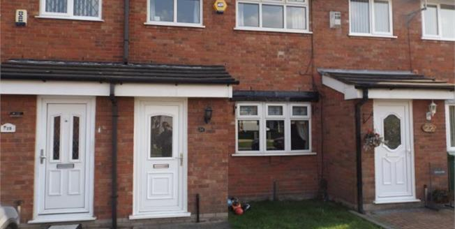 Asking Price £110,000, 3 Bedroom Terraced House For Sale in Liverpool, L9