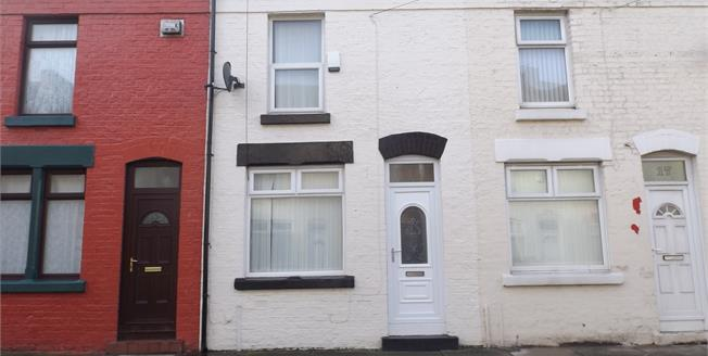 Offers Over £55,000, 2 Bedroom Terraced House For Sale in Liverpool, L4