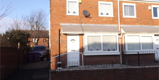 Offers Over £80,000, 3 Bedroom Semi Detached House For Sale in Liverpool, L20