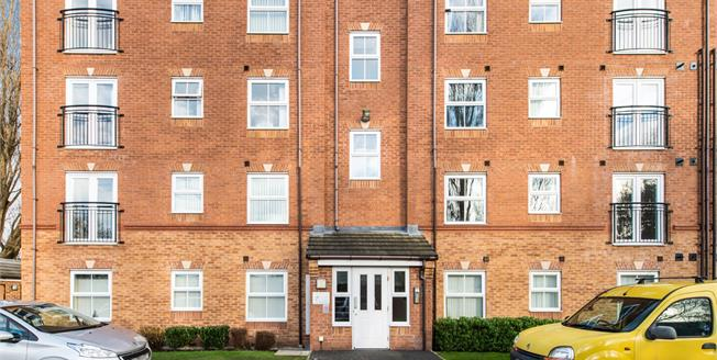 Asking Price £80,000, 2 Bedroom Flat For Sale in Walton, L9