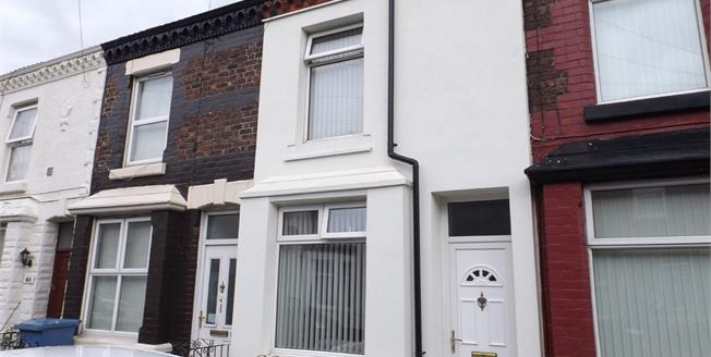 Asking Price £60,000, 2 Bedroom Terraced House For Sale in Liverpool, L9