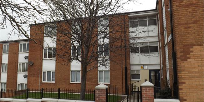 Offers Over £60,000, 2 Bedroom Flat For Sale in Liverpool, L5