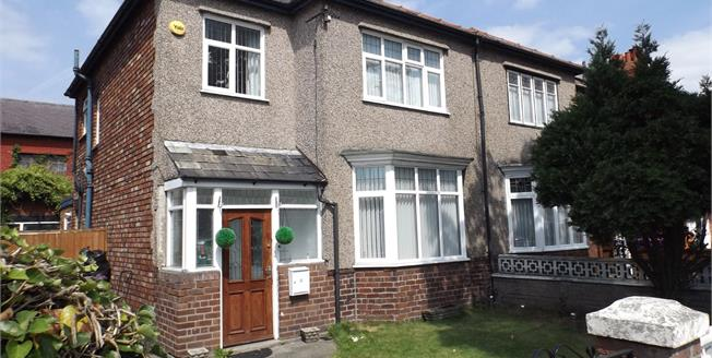 £140,000, 3 Bedroom Semi Detached House For Sale in Liverpool, L9