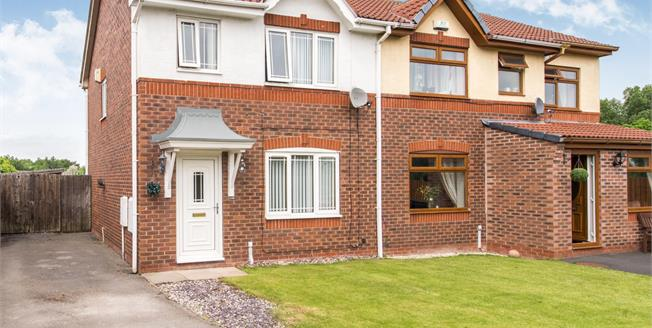 Asking Price £135,000, 3 Bedroom Semi Detached House For Sale in Liverpool, L10