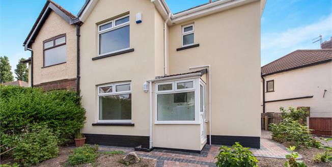 Asking Price £140,000, 3 Bedroom Semi Detached House For Sale in Bootle, L20