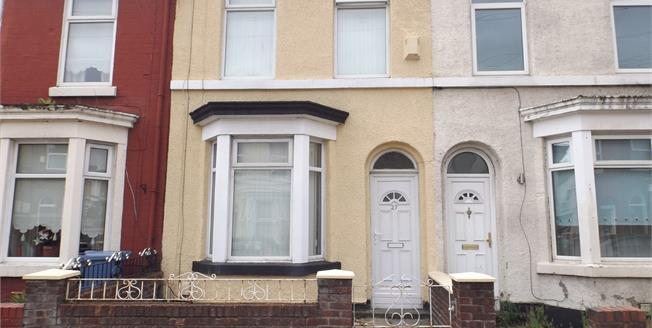 Asking Price £45,000, 2 Bedroom Terraced House For Sale in Liverpool, L4