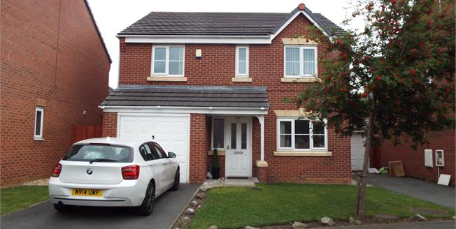 £199,995, 4 Bedroom Detached House For Sale in Liverpool, L9