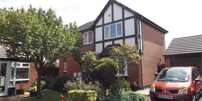 Offers in excess of £200,000, 4 Bedroom Detached House For Sale in Liverpool, L9