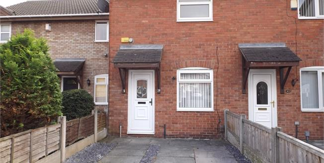 Offers Over £70,000, 2 Bedroom Terraced House For Sale in Liverpool, L9