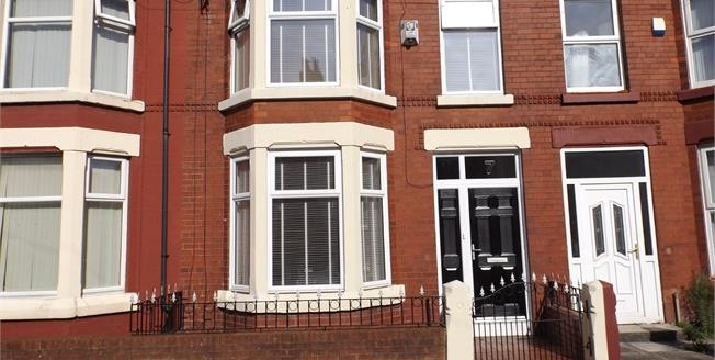 Asking Price £107,000, 3 Bedroom Terraced House For Sale in Liverpool, L9