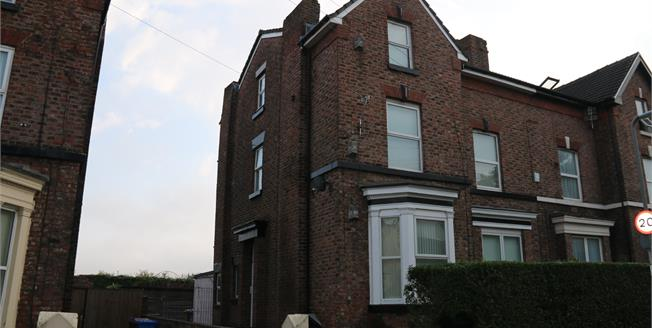 Offers in the region of £160,000, 8 Bedroom House For Sale in Liverpool, L9