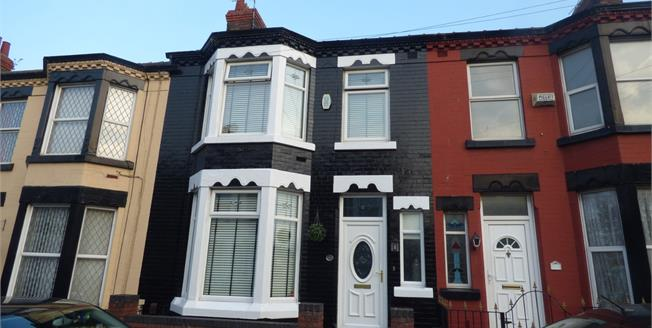 Asking Price £90,000, For Sale in Anfield, L4