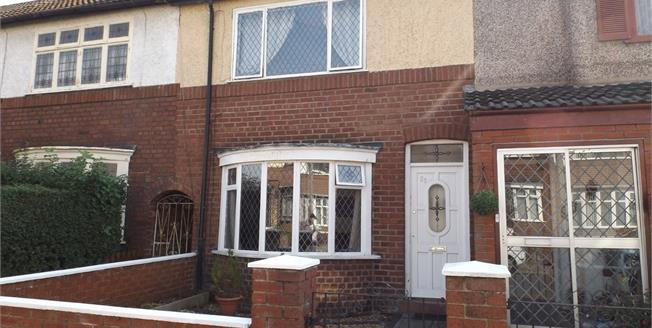 Asking Price £95,000, 2 Bedroom Terraced House For Sale in Liverpool, L9