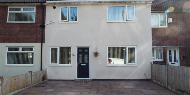 Offers in the region of £125,000, 3 Bedroom Terraced House For Sale in Bootle, L30