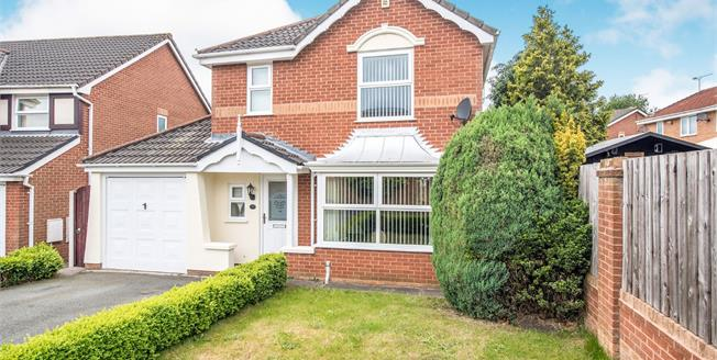 Offers in the region of £230,000, 4 Bedroom Detached House For Sale in Liverpool, L9