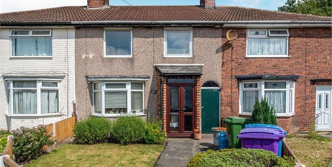 £80,000, 3 Bedroom Terraced House For Sale in Liverpool, L10