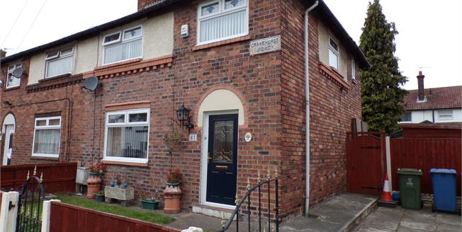 Asking Price £100,000, 3 Bedroom Semi Detached House For Sale in Liverpool, L4