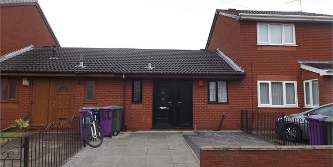 Asking Price £65,000, 1 Bedroom Terraced Bungalow For Sale in Liverpool, L4