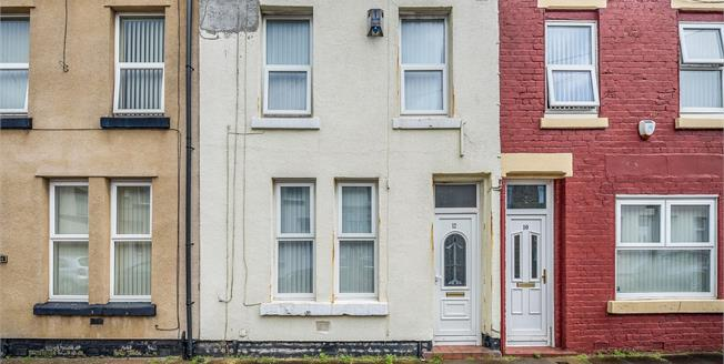 Asking Price £70,000, 3 Bedroom Terraced House For Sale in Liverpool, L4